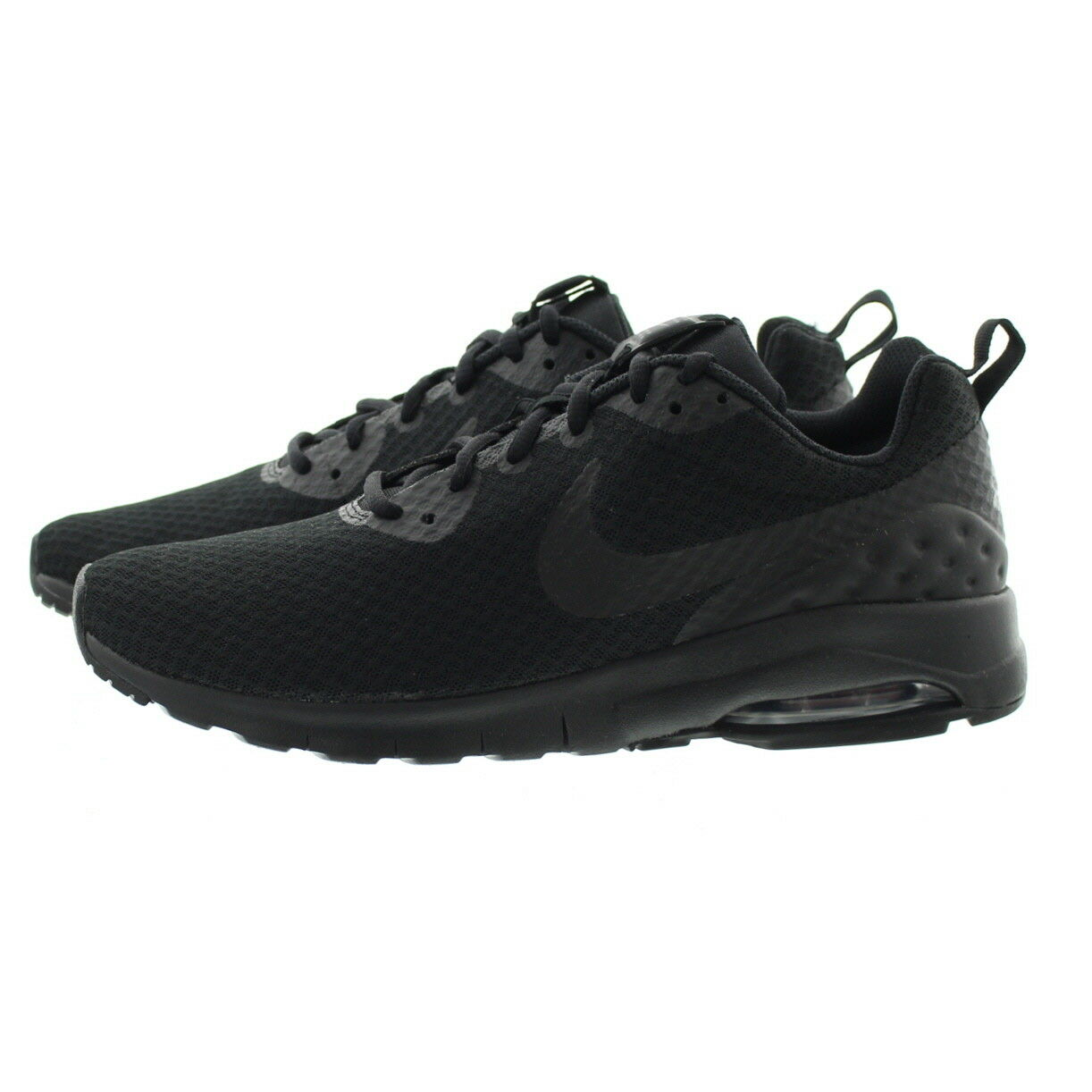 size 40 43ca6 8eaaa Nike Air Max Motion LW Mens 833260-002 Black Anthracite Running Shoes Size  9.5 for sale online   eBay