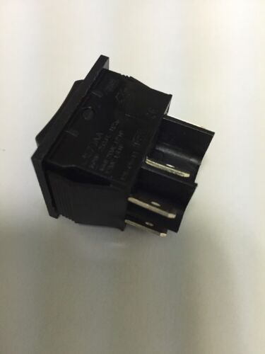 9101349-01 New Ice-O-Matic ROCKER SWITCH DPDT 910134901 replaces 9101195-01