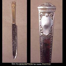 Tiffany & Co Sterling Silver Roast Carving Knife San Lorenzo Pattern