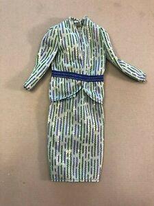 1980-1424-Fashion-Collectibles-Town-n-Travel-Fabric-SUPERSTAR-era-Barbie-doll