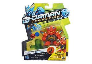 B-DAMAN Crossfire Strike Avian from Hasbro NEW NEU OVP