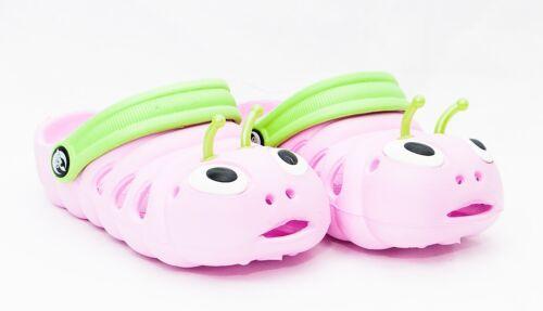 Kids Baby Boys Girls Summer Sandals Slippers Beach Clogs Pumps 8.5-12.5 UK