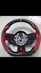 2015-2017-Ford-Mustang-Shelby-GT350-GT-V6-Steering-Wheel