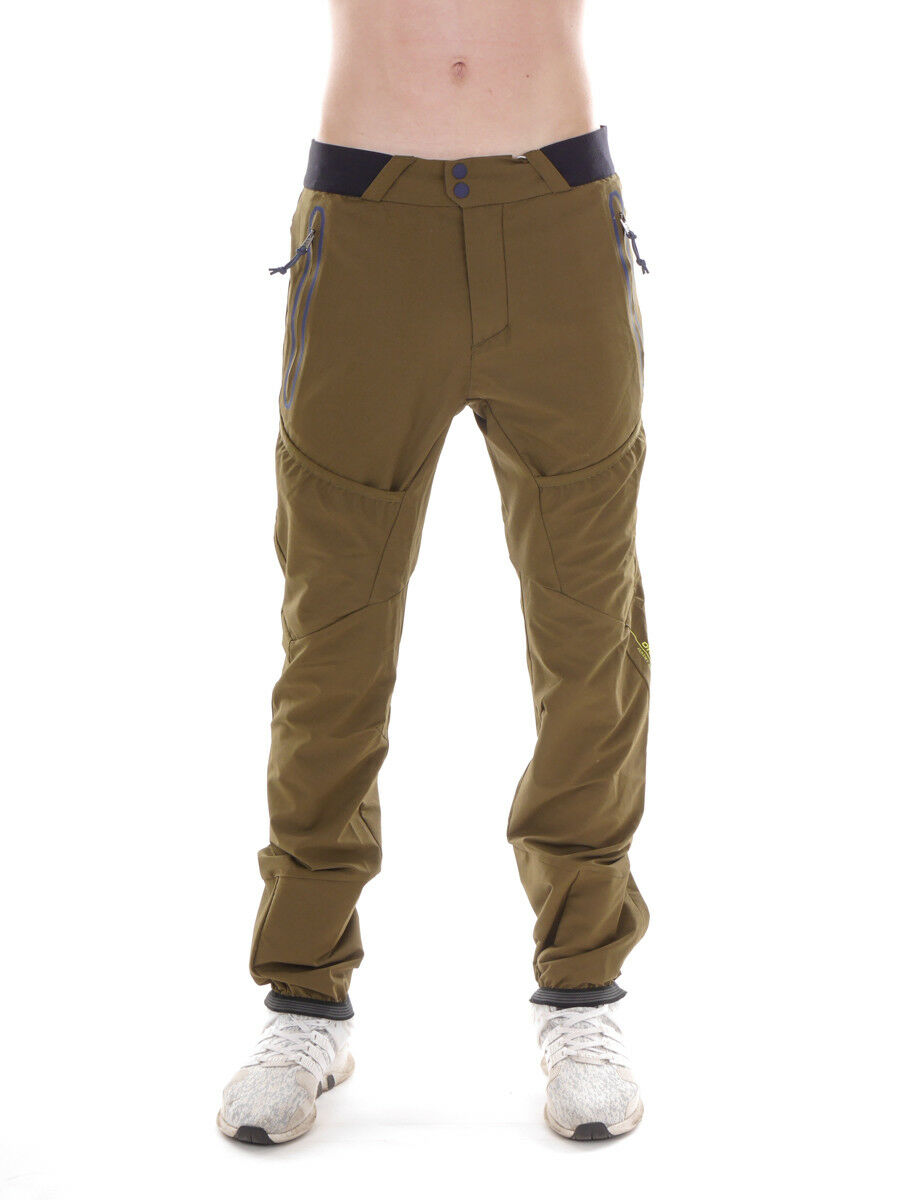 O'Neill Multi Sport Pants feature  Trousers Jones Split Green Hyperdry Zipper  with 100% quality and %100 service