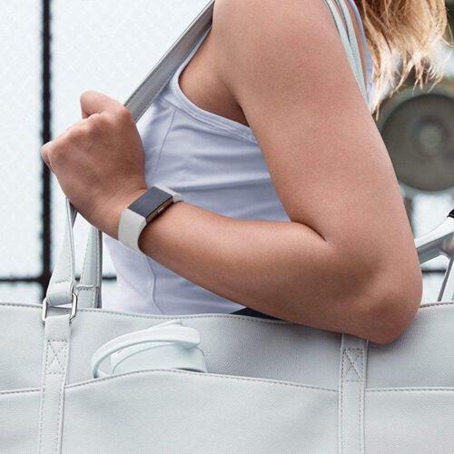 Fitbit Charge 2 Armband Uhrenarmbänder Verstellbares Ersatz Sport Fitnesstracker