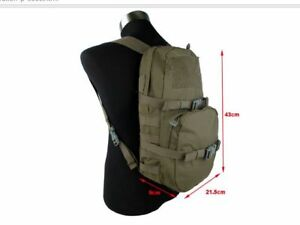 9bab7786ca Image is loading TMC-MBSS-MAP-Assault-Hydration-Backpack-Ranger-Green