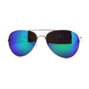 f8d7469bc52c6 Image is loading Polarized-Lens-Aviator-Sunglasses-Metal-Spring-Hinge-Frame-