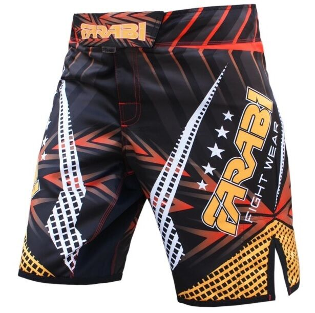 MMA Boxing Shorts Grappling Cage Fight Training Kick Boxing