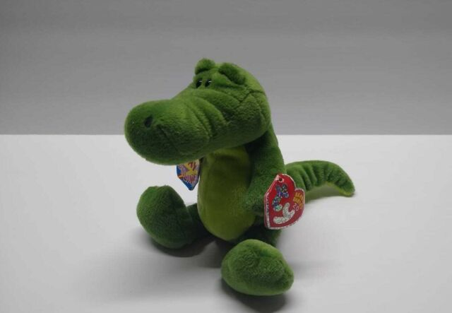 TY Beanie Baby 2.0 CHOMPY the Alligator 6'' inch Plush Stuffed Animal Toy NWT