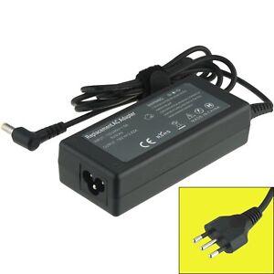 Adattatore Power Cavo di ricarica per Laptop Acer TravelMate 19v 3,42a