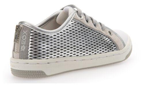 J Scarpe J62l5f Metallico Bambina F Geox Ragazza Argento Creamy Sneakers qwxaHHf5