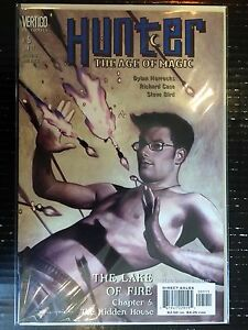 Hunter-Age-of-Magic-5-VF-1st-Print-Vertigo-Comics