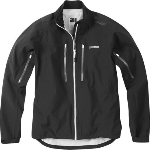 Black UK Seller Free P/&P Madison Zenith Mens Waterproof Jacket Small
