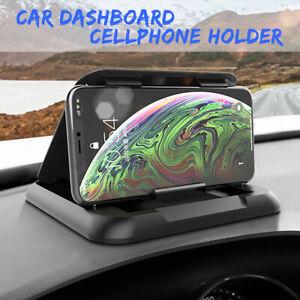 Universel Ajustable Support Voiture Téléphone Tableau De Bord Smartphone GPS  *