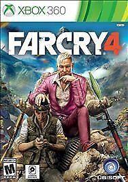 Far Cry 4 Microsoft Xbox 360 2014 For Sale Online Ebay