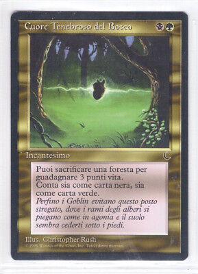 DARK HEART OF THE WOOD Magic RAV Mint CUORE TENEBROSO DEL BOSCO