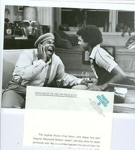 Details about FRED BERRY HAYWOOD NELSON LAUGHING WHAT'S HAPPENING!!  ORIGINAL 1978 ABC TV PHOTO