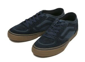 8253fe4929f Vans GEOFF ROWLEY PRO Shoes (NEW) Navy Blue FREE SHIPPING Mens Sizes ...