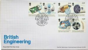 2019-GB-de-ingenieria-britanica-Primer-Dia-Cubierta-Fdc-Sellos-Mini-Hoja-02-05-2019