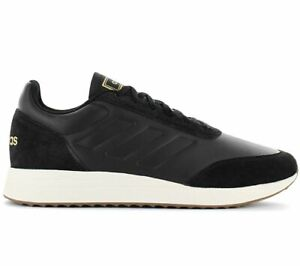 Adidas run 70s Hommes Sneaker Noir EE9758 Loisirs Sport Fitness Chaussures Neuf