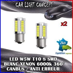 ampoule-LED-xenon-1156-BA15S-P21W-de-voiture-moto-pour-phare-blanc-optique-X2