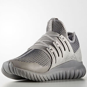 ADIDAS TUBULAR RADIAL GRAY FLEECE UNBOXING ON FEET