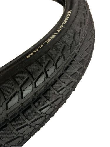 noir 2 Pneus Lot de Kenda Komfort 27.5 x 1.95 K841a Bicyclette Pneu 650 x 48b