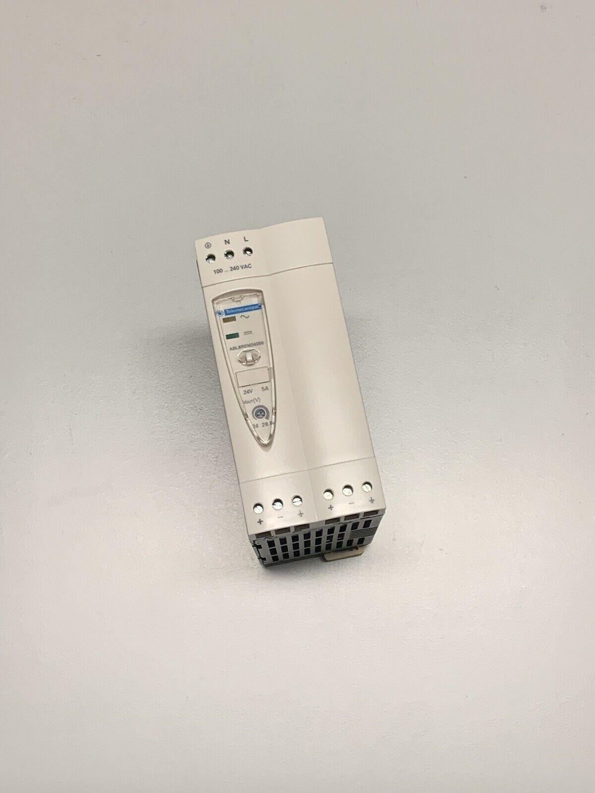 Telemecanique   ABL8 REM24050   Power Supply