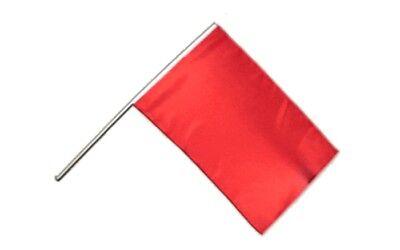 Tuvalu Stockflagge Flaggen Fahnen Stockfahne 30x45cm