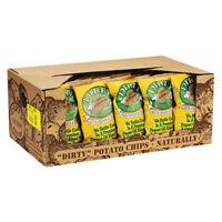 Dirty Potato Chips Sour Cream Onion 25ct Free Shipping