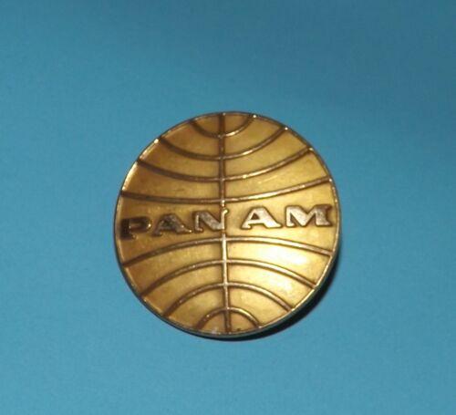 Pan Am Airlines Captain Pilot Hat Badge Uniform PA