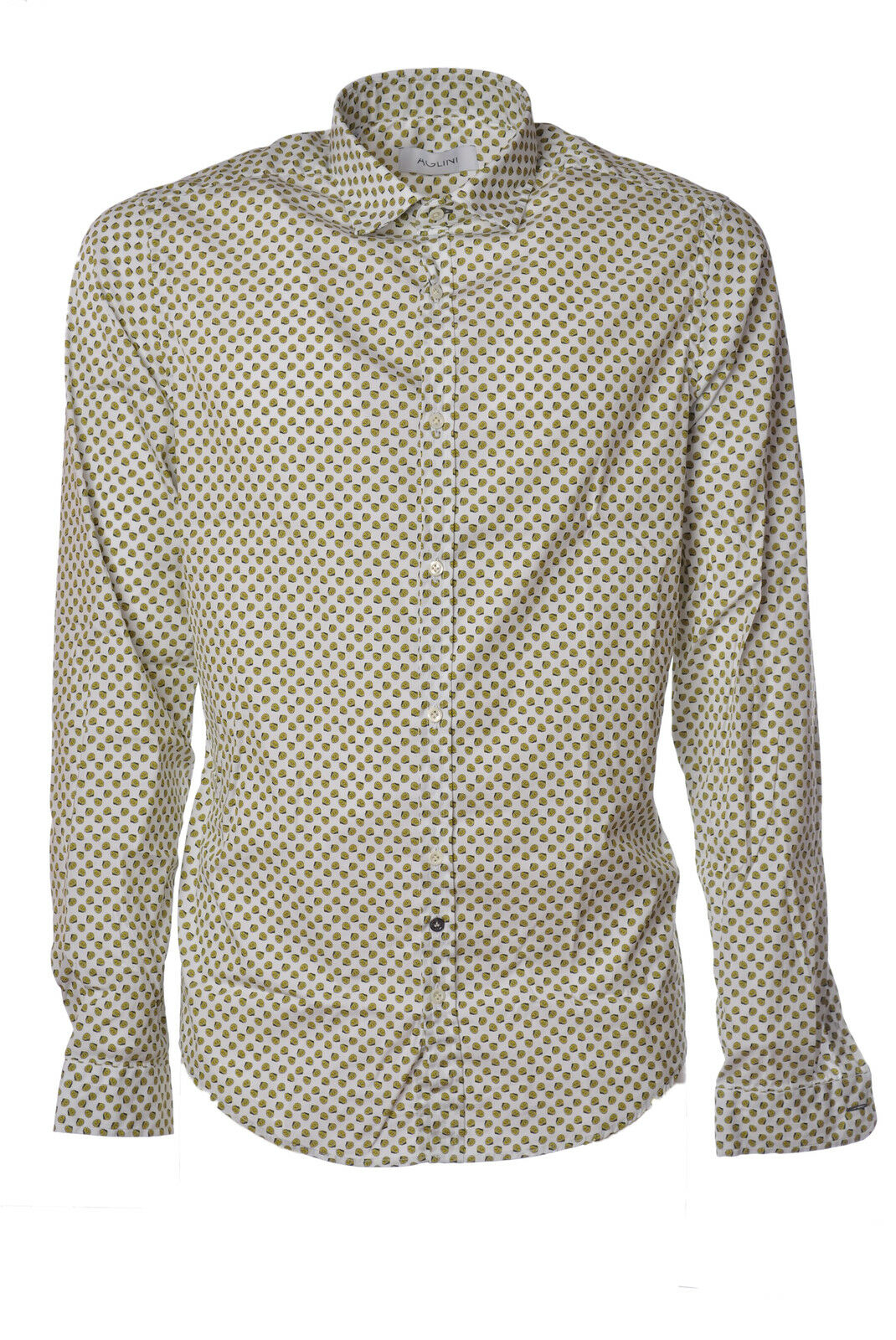 Aglini  -  Shirt - Male - 41 - White - 1235804B161629