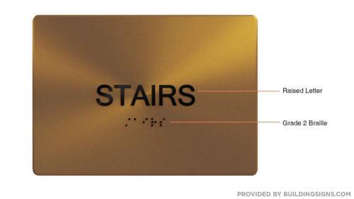 Gold Utility Room Sign Aluminium, Gold//Black,Size 5x7 The Sensation line