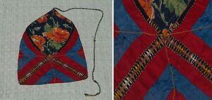 Kleine-islamische-Tasche-ANTIK-22-x-22-cm