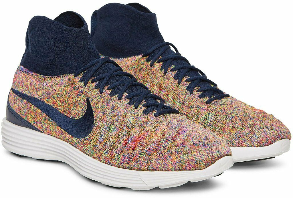 newest e2c73 dc77e Nike Lunar Magista II FK Flyknit Multi Color 852614-403 852614-403 852614-