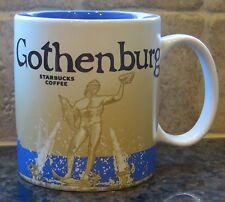 NWT Starbucks GOTHENBURG Sweden Global Icon City Collector Series Mug with SKU