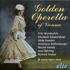 Golden Operetta Of Vienna von Wunderlich,Schock,GEDDA (2008)
