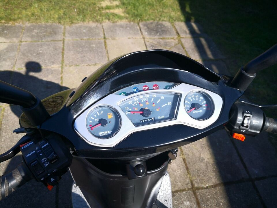 PGO TRIKER TR3 - 50, 2012, 2553 km