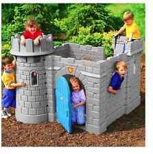 Nuevo Clásico Little Tikes Castillo Niños Juguetes para jardín aire libre teatros Wendy Casa