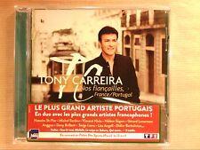 CD / TONY CARREIRA / NOS FIANCAILLES, FRANCE PORTUGAL / NEUF SOUS CELLO