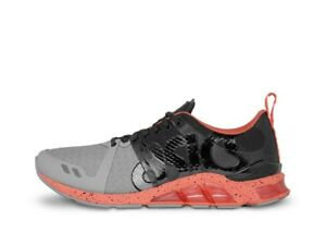 chaussure asics homme grise