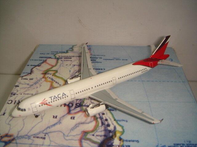 Aeroclassics 400 TACA International Airlines A321-200  2008s Color  1 400