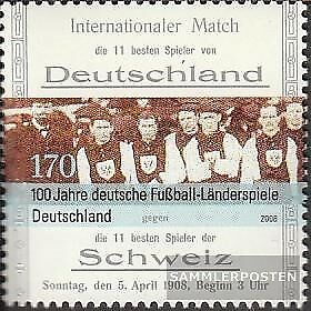 FRD FR.Germany 2659 complete issue unmounted mint never hinged 2008 Länder