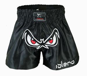 ISLERO Lotta Muay Thai Kick Boxing Pantaloncini MMA Grappling UFC Arti Marziali Gear