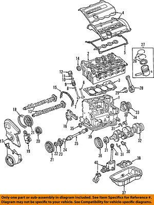 AUDI OEM 01-05 A4 Quattro-Engine Conrod Connecting Rod ...