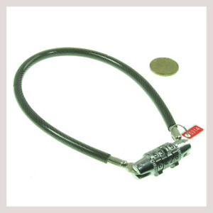 Small-combination-bicycle-lock-BIKE-CABLE-LOCK-Steel-cable-Security-4-digits