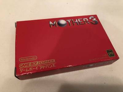 MOTHER 3 Nintendo Game Boy Advance GBA Japan Import Used ...