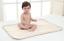 3-lagig Ramie wasserdichte wickelunterlage Babys und Kleinkinder 80X60CM