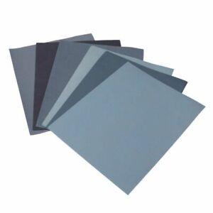 12pcs-Schleifpapier-Trocken-Nass-Koernung-Polieren-1500-2000-2500-3000-5000-8000