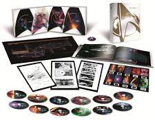 Star Trek Limited Edition Blu-ray 1-10 Movie Collector's Box Set 0150/5000 Nice!